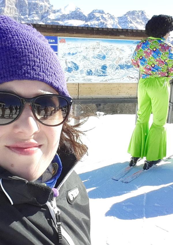 sciare incinta