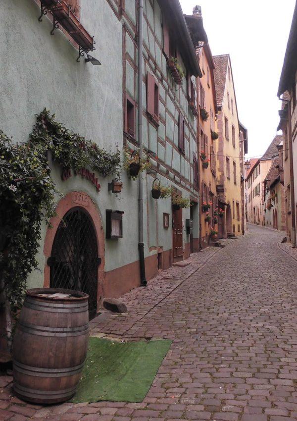 Riquewihr, un affascinante villaggio alsaziano