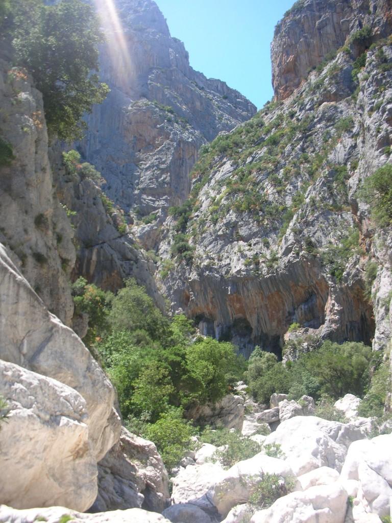 Picnic alla Gola de Su Gorropu in Sardegna