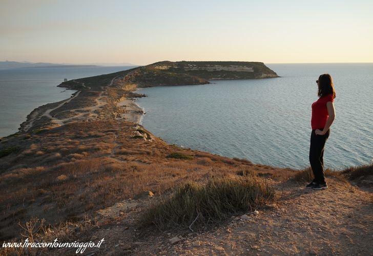 Picnic sulla Penisola del Sinis in Sardegna