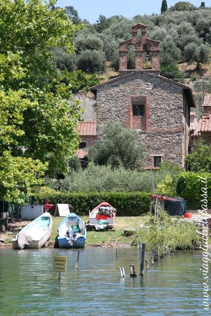 Picnic sul Lago Trasimeno in Umbria