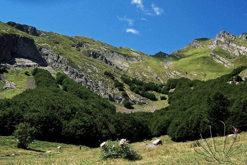 Picnic alle Sorgenti del Secchia sull'Appennino Tosco-Emiliano