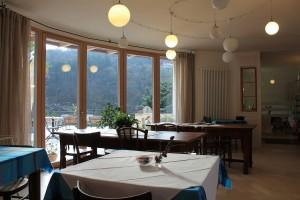 la casa del pittore rovereto sala colazioni