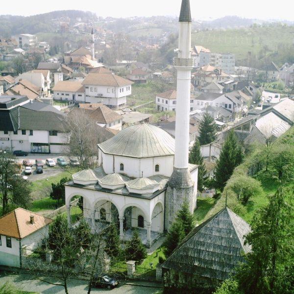 In Bosnia-Erzegovina con Vedran Jusufbegovic: Gradacac