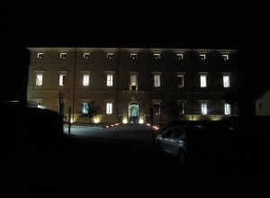 Villa Sforzesca by night _2