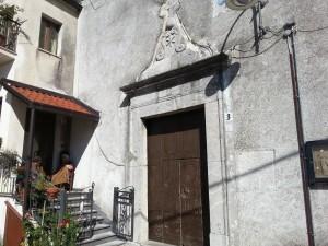 Savoia di Lucania: particolari delle case