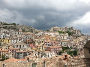 marmo melandro: il paese di Muro Lucano