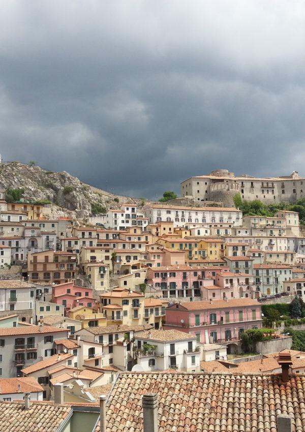 Gli antichi borghi del Marmo Melandro in Basilicata