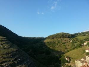 montagne a Sasso di Lucania