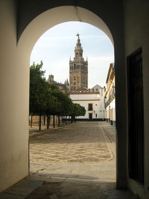 Barrio de Santa Cruz: porta della città