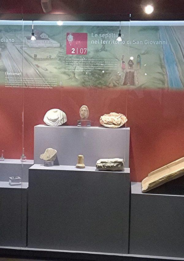 Un museo di qualità: il Museo Renzi a San Giovanni in Galilea