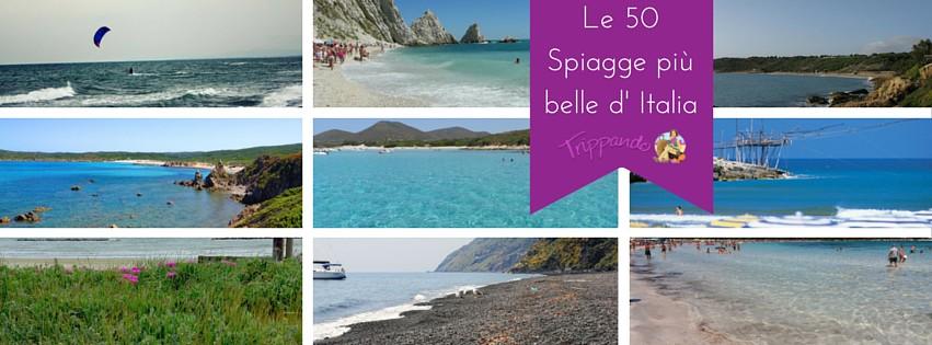 Le 50 spiagge piu belle d Italia