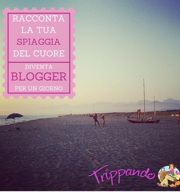 Racconta la tua spiaggia del cuore e diventa blogger per un giorno