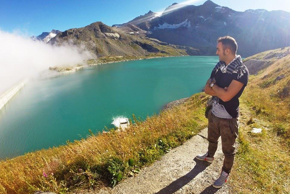 lago di ceresole Daniel Mazza