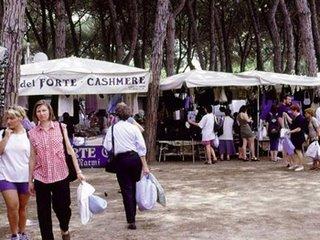 I mercati di Pisa e della Versilia