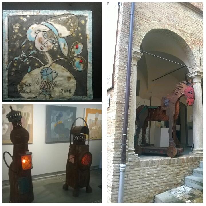 Un luogo ricco di poesia e semplicità il Museo dedicato a Tonino Guerra