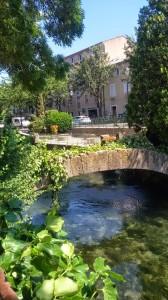 canali nel centro città