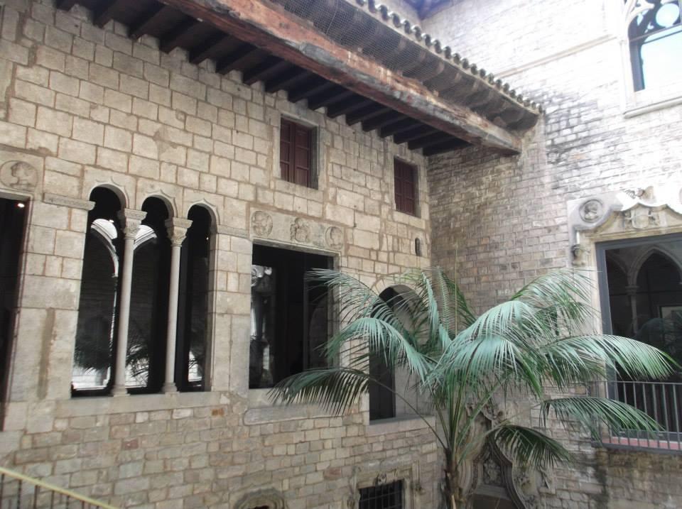 museo picasso di barcellona