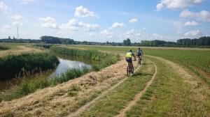 belgio in bicicletta