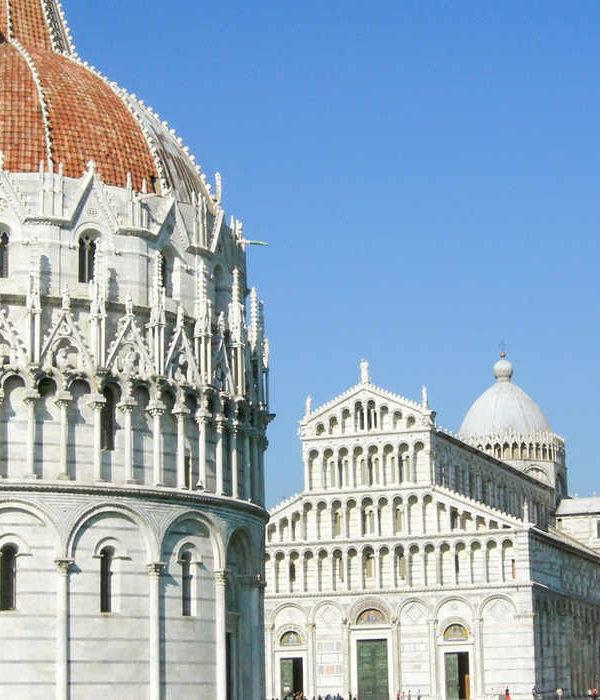 Vivere e visitare Pisa a ferragosto