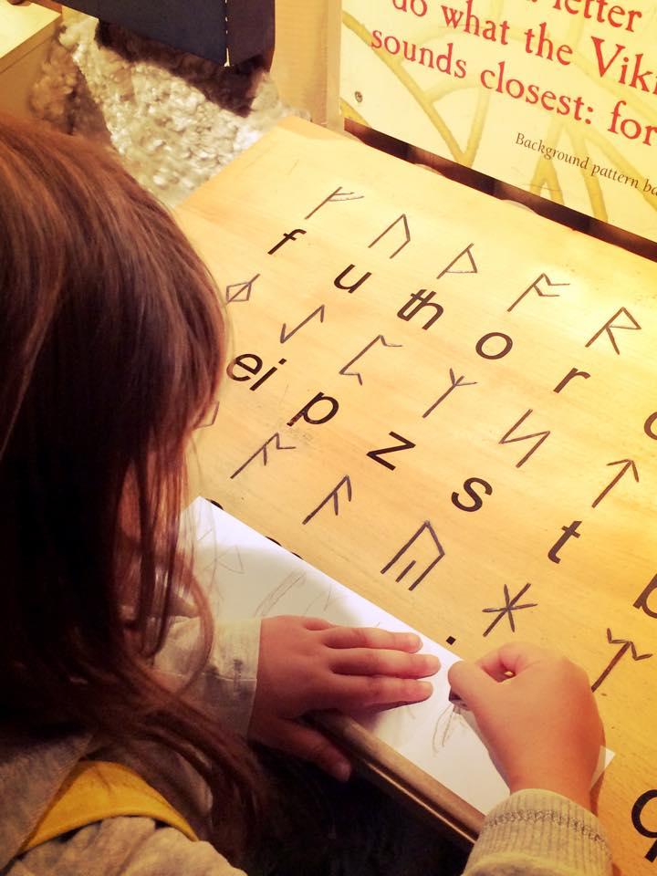 scrittura runica dublino
