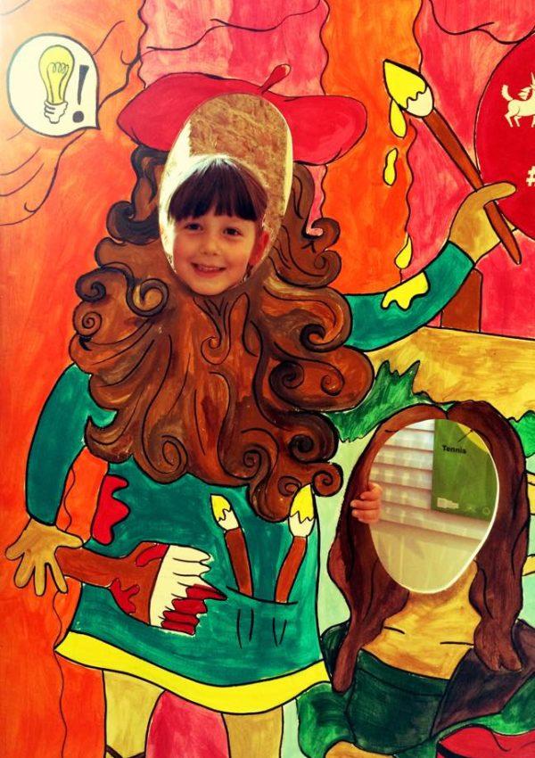 Dublino coi bambini #2: vichinghi e unicorni