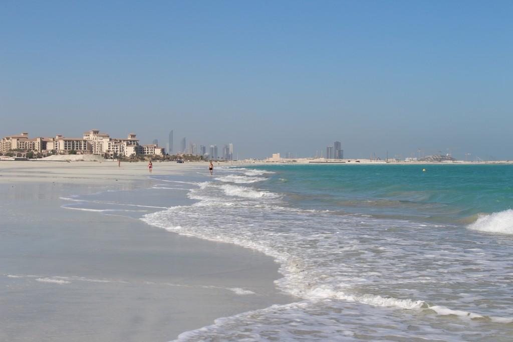 Saadiyat Island: la spiaggia più bella di abu dhabi