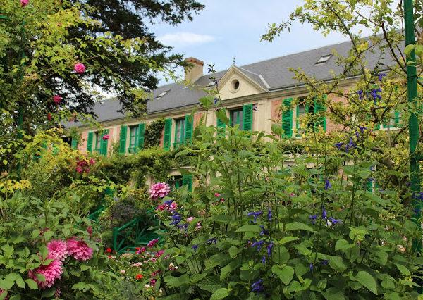 La casa e il giardino di Monet a Giverny