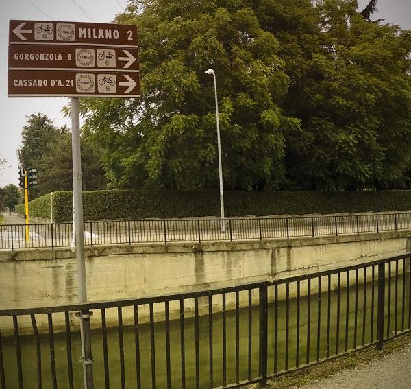 Ciclabile della Martesana: come raggiungere Milano in bici
