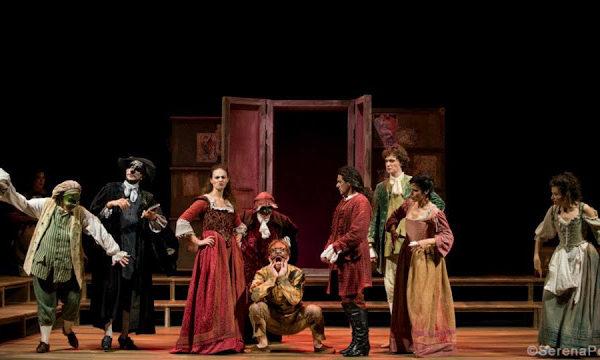 Una serata al Teatro Goldoni di Venezia – Arlecchino, servitore di due padroni