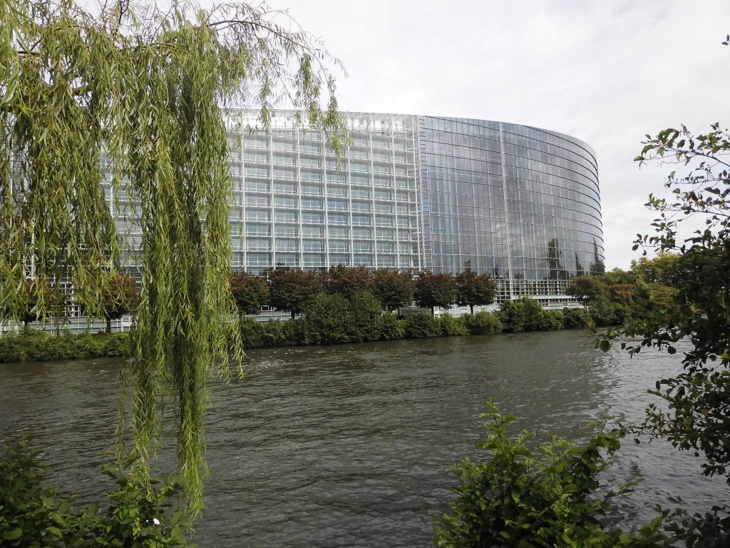 quartiere europeo di strasburgo