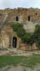 grotte della gurfa in sicilia