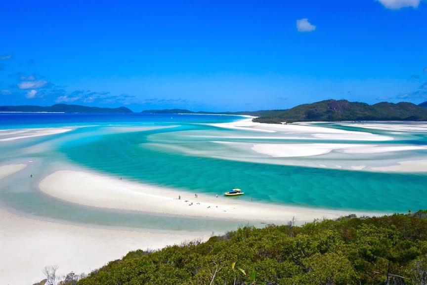 Whitehaven Beach (whitsunday Island)