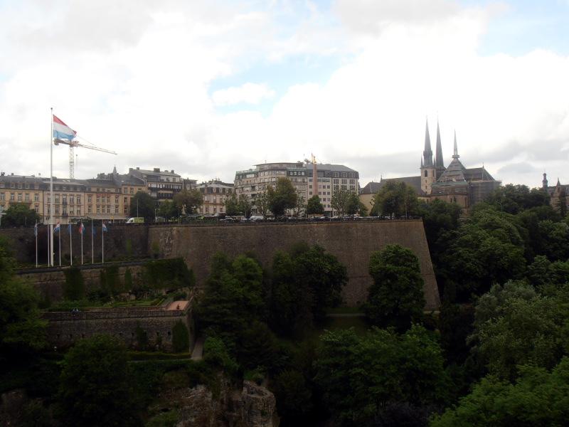 lussemburgo veduta