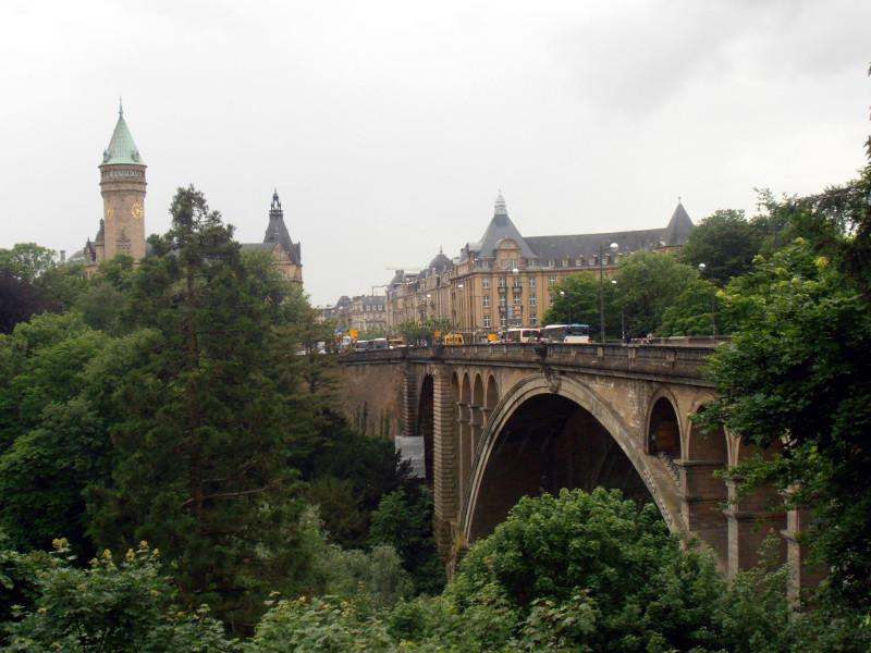 lussemburgo storica
