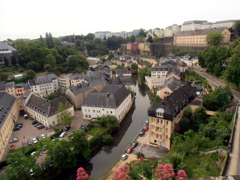 centro città lussemburgo