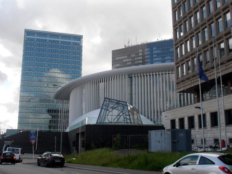 palazzi moderni lussemburgo la flarmonica