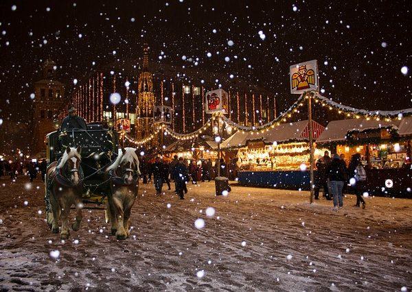 Mercatini di Natale in campeggio: in Sudtirolo la magia che non ti aspetti