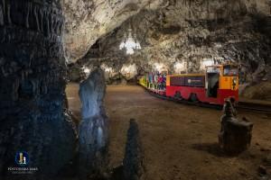 Grotte di Postojna trenino