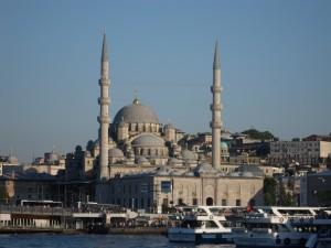 Moschea Yeni Camii a Istanbul
