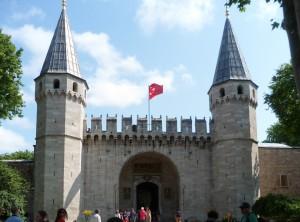 Topkapi a Istanbul