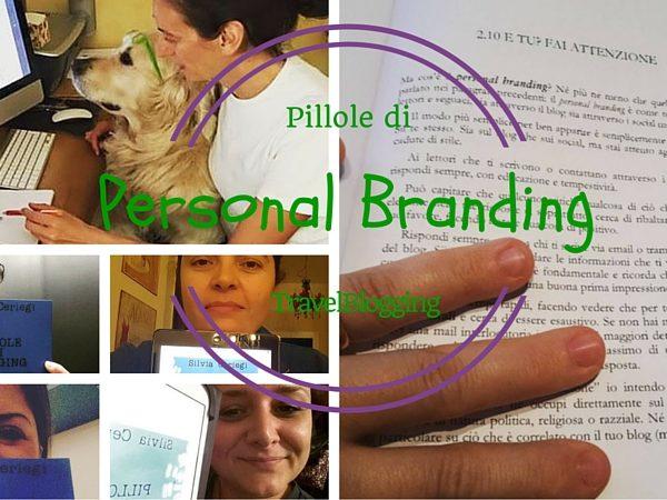 [Pillole di (Travel)Blogging] – 18 Il Personal Branding