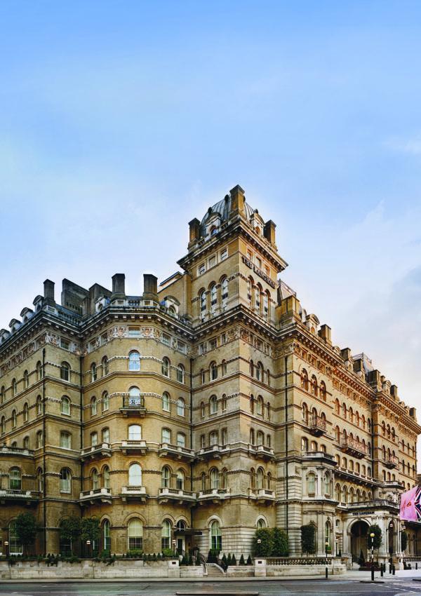 Come scegliere l'hotel a Londra (io ho scelto il Langham)