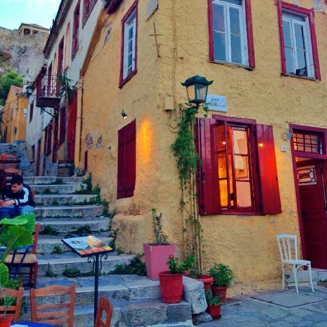 Consigli per visitare Atene: 6 zone da non perdere – Parte Prima