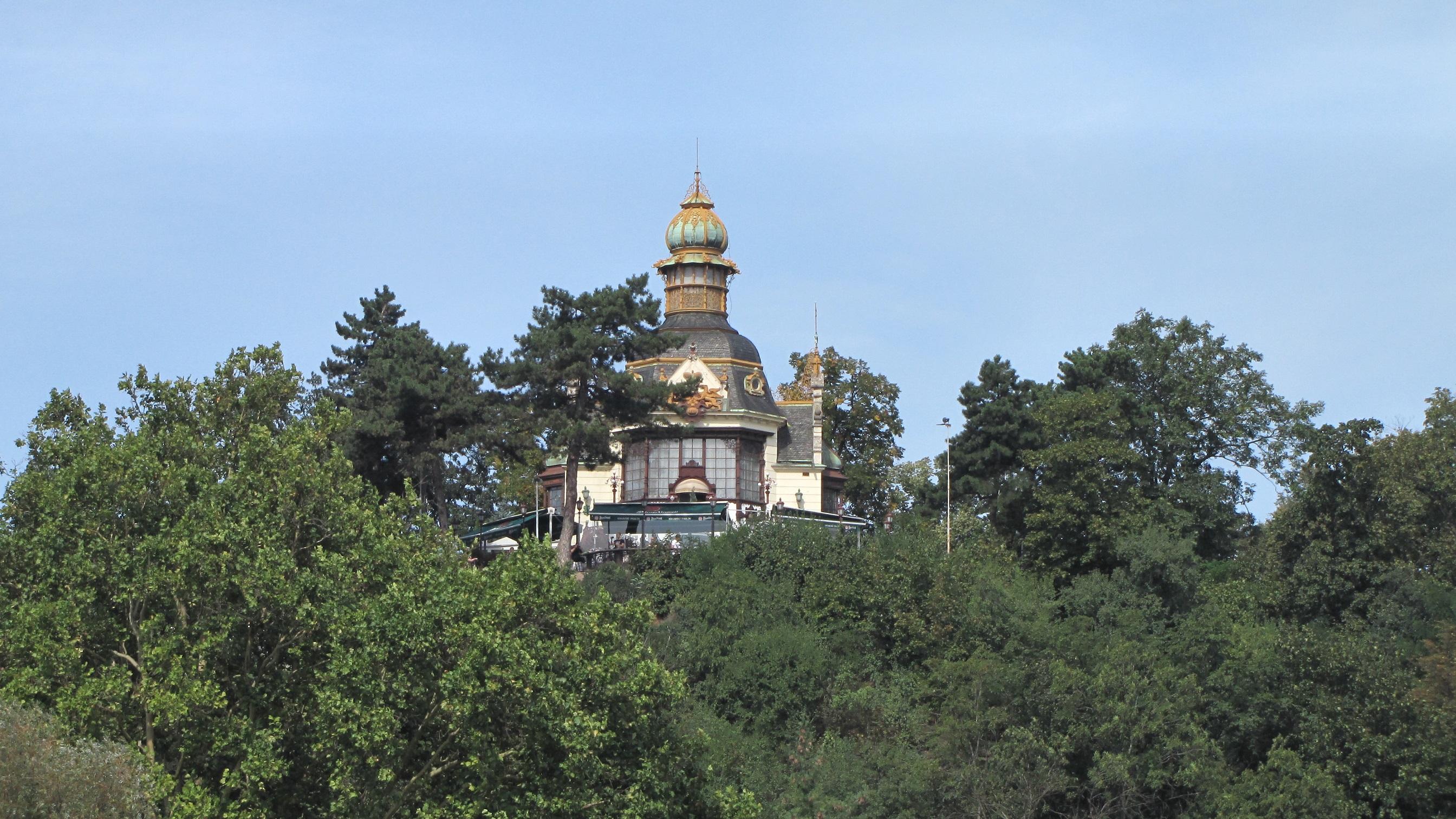 castello di vysehrad