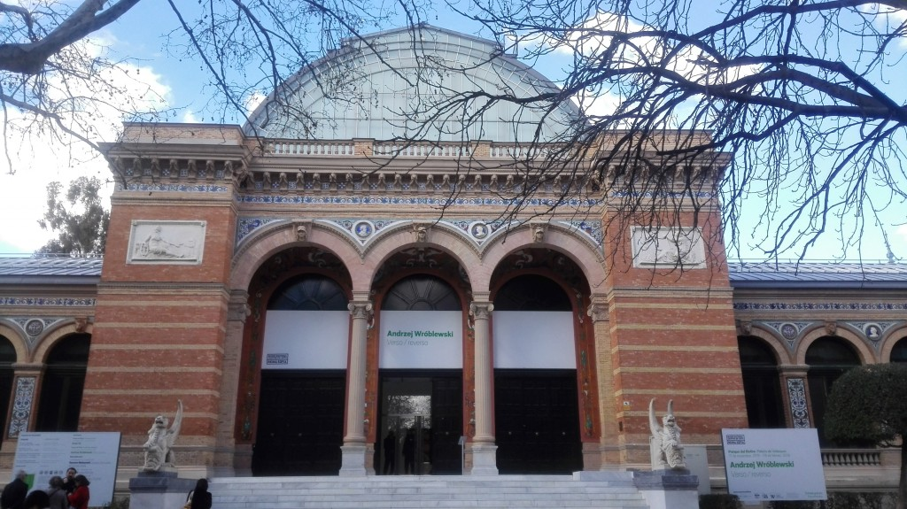 Palacio De Velàzquez