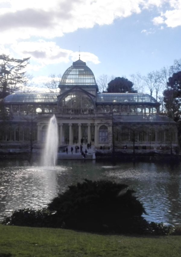 Madrid e i suoi spazi verdi