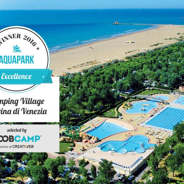 I 10 migliori camping e villaggi con Aquapark del 2016