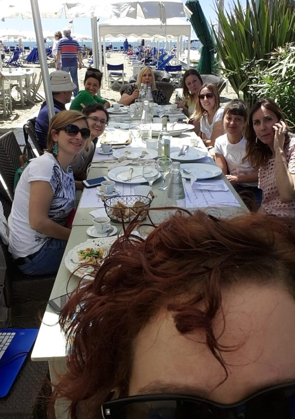 Lungo il filo della passione: Viareggio, il mare e la mia prima BloggingExperience