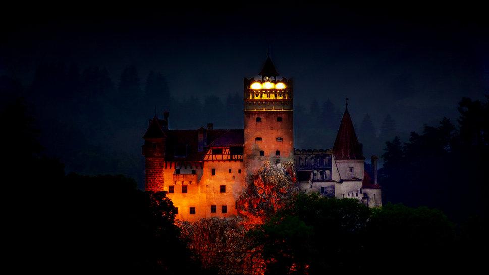 castello dracula foto presa da propaganda